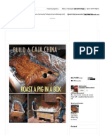 Build a Caja China _ Roast a Pig in a Box_ 10 Steps (With Pictures)