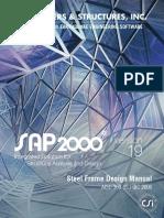 Steel Frame Desing AISC 360 05