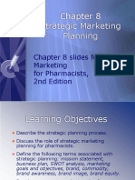 Chapter8-Strategic Marketing Planning