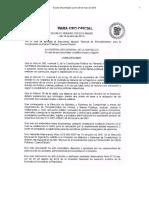 Manual de Procedimientos Para La Fiscalizacion de Obras Publicas