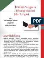 Penyelesaian Sengketa Medis Melalui Mediasi