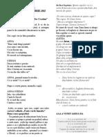 Poezii Pentru Serbarea de Craciun