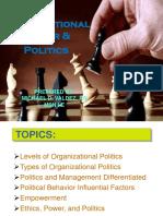 Organizational Politics and Power