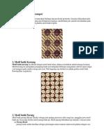Motif Batik 2