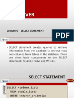 Lecture 6 SQL - SELECT I.pdf