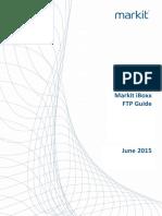 Markit IBoxx FTP Guide 201507