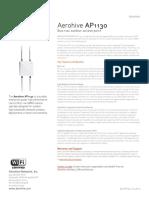Aerohive_Datasheet_AP1130