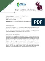 Informe de Gira a Sarigüa 22Jun18
