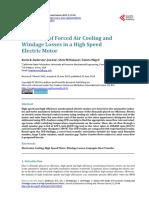Electric Motor Modelleme