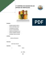 Evaluacion y Control de Calidad en Los Encurtidos de Hortalizas (1)