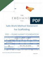 Bsg Tp01 Sw 07002 Rev 00-Scaffolding