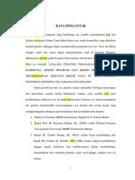 Kata Pengantar Dan Daftar Isi (Revised)