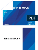01 Introduction to MPLS 20160923.Pptx