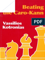 Beating the Caro-Kann by Vassilios Kotronias.pdf