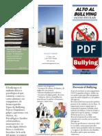Bullying en escuelas