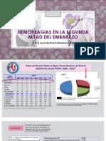 Seminario- Hemorragias en la segunda mitad del embarazo.pptx