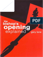 The Bishop's Opening Explained by Gary Lane