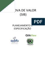 Modelo Formulario Planejamento e Especificacao de Valor Sib Qlikview - Aditi