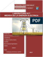 Laboratorio Medida de La Energia Electrica