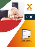 Catalog Solax Inverter