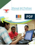 Manual del profesor responsable del Aula telemática HDT