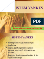 SISTEM YANKES