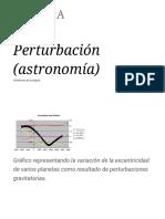 Perturbación (astronomía) - Wikipedia, la enciclopedia libre.pdf