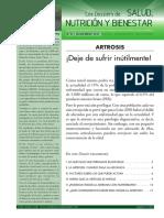 Dossier Salud Nutricion Bienestar Artrosis