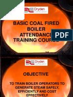 Boiler Operator Training General Presentation