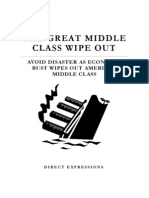 Great Middle Class Wipe Out
