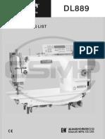 Partslist Siruba L918 NM1 NH1.Pdf