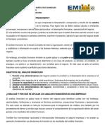 Unidad 8 - Análisis Financiero