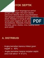 Syok Septik  dr. Gebyar.ppt