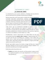 Sananado El Cuerpo CVC-revision