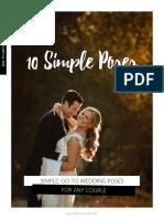 10+Simple+Wedding+Poses