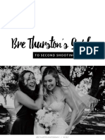 Bre Thurston Guide to Second Shooting 1