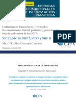 Instrumentos Financieros y Derivados