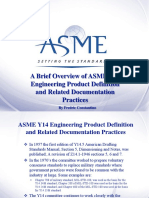 Overview of ASME Y14 Digital Product Definition Oct 15