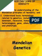 Mendelian Genetics 2