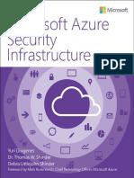 Shinder D., Shinder T., Diogenes E. - Microsoft Azure Security Infrastructure - 2016