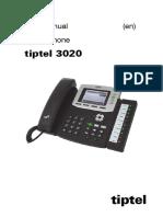 VoIP IP Telephones Usage