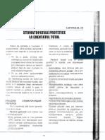 Stomatitele Protetice