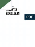 pengantar statistik pendidikan.pdf