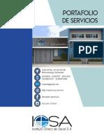 Brochure ICSA