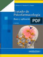 Tratado de Psicofarmacologia de Salazar