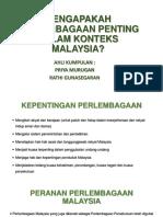 Mengapakah Perlembagaan Penting Dalam Konteks Malaysia