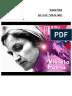 Violeta Parra - 6tos