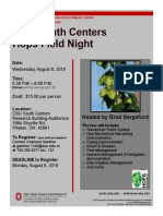 2018 Hops Field Night in Piketon