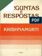 Perguntas e respostas - Jiddu Krishnamurti.pdf