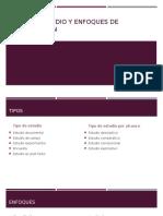 Tipos de Estudio y Enfoques de Investigacion ptt